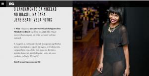 Site RG: Embaixadores Nikelab