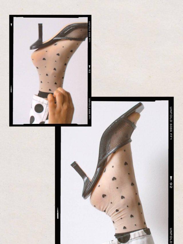 Aproveite o inverno para investir em meias diferentes!